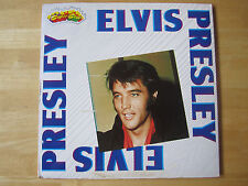 Elvis Presley LP:   '56 How A Legend Was Born, Italy comes with booklet