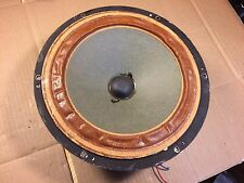 AR 2AX Woofer from Acoustic Research AR2AX Speaker Cloth Surround Works Great!
