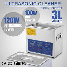 3L 3 L Ultraschall Reinigungsgerät Cleaner  Ultraschallreiniger Ultraschall