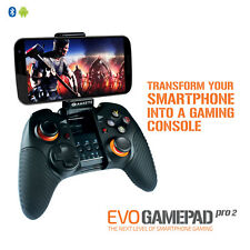 Amkette Evo Gamepad Pro 2 Wireless Controller for Android Smartphone and Tablets