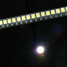 100PCS POWER TOP SMD SMT White PLCC-2 3528 1210 Super Bright Light LED NEW