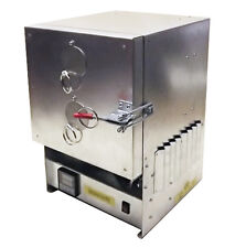 GENUINE 950 C(1742 F) ELECTRIC KILN 4 CLAYS, METALS, STONES, ENAMELS - 110V-240V