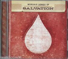 WORSHIP SONGS OF SALVATION - Various Artists- Christian Music CCM Pop Worship CD