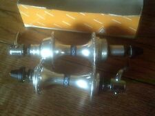 NOS MICHE MOZZI SPECIALI HUBS, 36/40 HOLE, TANDEM, ROAD