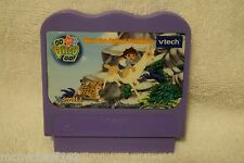 Vtech V.Smile Game Cartridge NICK JR - GO Diego GO! Save the Animal Families!