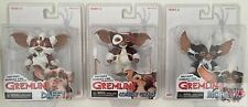 "GREMLINS SERIES 2 SET Gizmo Mohawk Daffy NECA 2014 4"" Inch ACTION FIGURES"