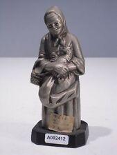 +# A002412 Goebel Archivmuster Cortendorf Zinnfigur 1816 Alte Frau mit Korb