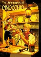 Illustrated Junior Library: The Adventures of Pinocchio (1996, Hardcover)