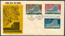 1969 21TH ANNIVERSARY DEVELOPMENT BANK OF THE PHILIPPINES First Day Cover