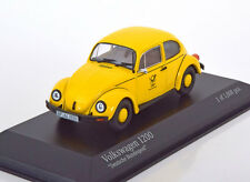 1:43 Minichamps VW 1200 German Federal Post Office 1977
