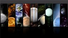 """The Solar System Galaxy Universe Space Stars Wall Poster 40""""X24'' 012"""