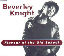 Beverley Knight Flavour Of The Old School CD Single