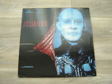 HELLRAISER LP soundtrack *EX+*movie film horror *1987 ORIGINAL* OST clive barker