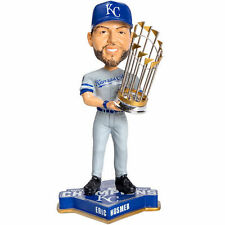 Kansas City Royals Eric Hosmer 2015 World Series Trophy Bobblehead NEW IN BOX