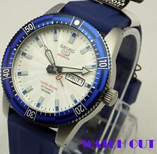 BRAND NEW LIMITED EDITION SEIKO 5 SPORTS 24 JEWELS 4R36 AUTOMATIC SRP781K1 WATCH
