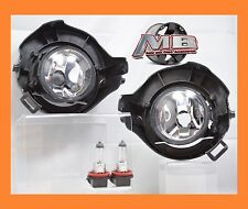 Fog Light Kit Clear fit 05-12 Nissan Pathfinder for 05-09 Frontier OEM Lights