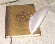 *** Buch der Schatten mit Pentagramm-Deckel  ***