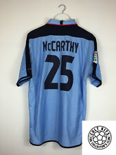 Celta vigo mccarthy #25 * match issued * 02/04 home football shirt (xl) jersey