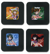 *NEW* Sailor Moon Set 3 Coasters
