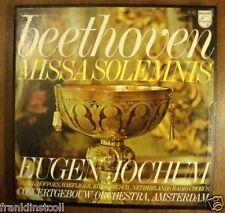 Beethoven Missa Solemnis – Eugen Jochum – Philips 6998 001