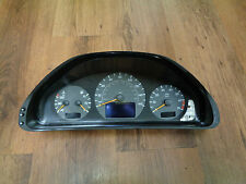MERCEDES E CLASS W210 AUTO INSTRUMENT SPEEDO CLUSTER PANEL A2105401011