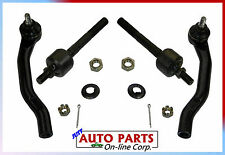 4 TIE RODS INNER & OUTER RH LH ACCORD 94-97 ODYSSEY 95-97 OASIS & ACURA CL 97-99