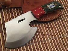 Hand Made-Bush Craft 420 HC Steel Axe-Camping-Made to order-Choose any Axe