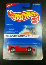 Hot Wheels Ferrari F50 Convertible1996 First Editions made in Malaysia