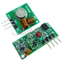 315Mhz RF Transmitter Receiver Link Kit for Arduino/ARM/MCU Remote Control S