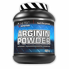 Arginin Powder 250g L-Arginine Nitric Oxide NO Booster Xplode PUMP Muscle Growth