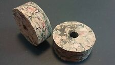 Two Burl Mix 2 Cork Rings, Rod Building