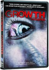 Growth (DVD) Mircea Monroe, Christopher Shand NEW