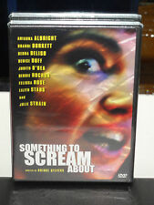 Something to Scream About (DVD) Debbie Rochon, Denice Duff, Brinke Stevens, NEW!