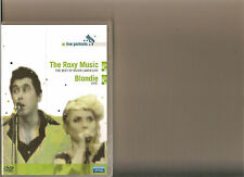 ROXY MUSIC BEST OF MUSIK LADEN LIVE / BLONDIE LIVE DVD 2 MUSIC CONCERTS