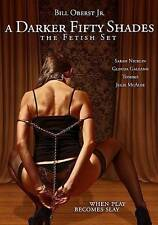 A DARKER FIFTY SHADES: FETI...-A DARKER FIFTY SHADES: FETISH SET DVD NEW