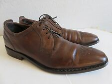 Cole Haan Oxfords Brown Leather Lace Up Shoes Mens 11M
