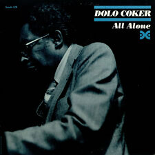 Dolo Coker - All Alone / Xanadu Records LP New and Sealed 1981
