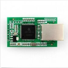 USR-TCP232-E Serial Server RS232 RS485 To Ethernet TTL Level DHCP Web Mod