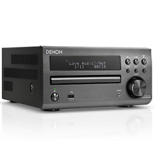 Denon RCD-M40DAB Black - Micro Hifi System With Roth OLi RA1 Speakers