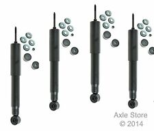 Full Set 4 New Shocks Life Time Warranty Fit Rodeo Passport Free Shipping