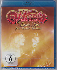 BLU-RAY: HEART - FANATIC LIVE FROM CAESARS COLOSSEUM NEW SEALED