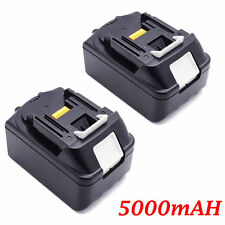 (Qty 2) Replace Makita BL1850B 18V 90Wh 5.0Ah Lithium Ion Battery LG Cells US A+