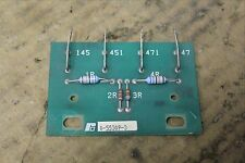 RELIANCE ELECTRIC VOLTAGE DIVIDER CIRCUIT BOARD 0-55309-3 0553093 705353-93A