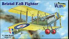 Valom Models 1/144 BRISTOL F.2B FIGHTER Dual Combo Kit