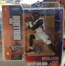 Ben Wallace NBA Series 5 McFarlane Debut figure Detroit Pistons
