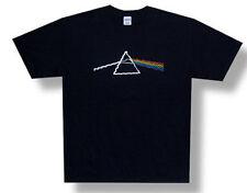 Roger Waters-(Pink Floyd)-Prism-Dark Side XXL Black T-shirt