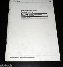 Werkstatthandbuch VW Passat B5 Typ 3B Getriebe 5-Gang Schaltgetriebe 012 / 01W