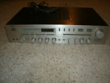 Yamaha R-2000 Stereo Receiver - Powers Up but No Sound