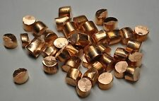 Pure Copper 5 Pounds  Plating Anodes - Nugget OFHC