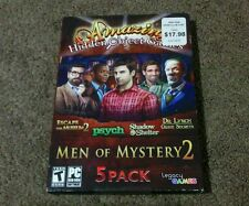 AMAZING HIDDEN OBJECT GAMES: MEN OF MYSTERY 2 (5 Great Games)